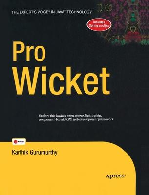 Pro Wicket - Gurumurthy, Karthik