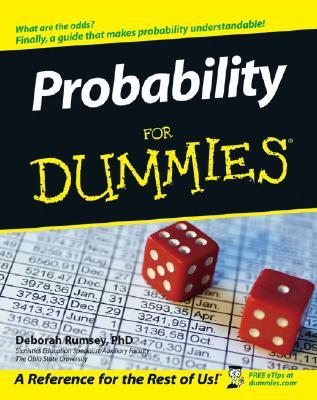 Probability for Dummies - Rumsey, Deborah J