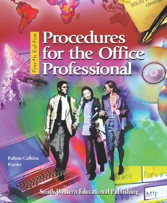 Procedures for the Office Professional: Text/Data Disk Package - Fulton-Calkins, Patsy, and Hanks, Joanna D