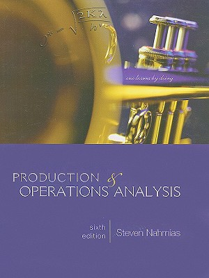 Production and Operations Analysis - Nahmias, Steven