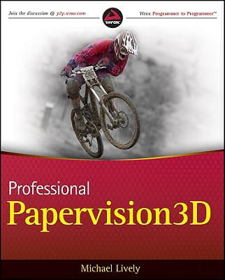 Professional Papervision3D - Lively, Michael