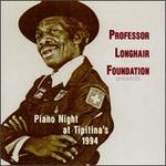 Professor Longhair Foundation Presents Piano Night at Tipitina's