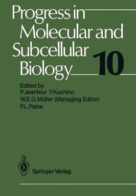 Progress in Molecular and Subcellular Biology - Agutter, Paul (Contributions by)