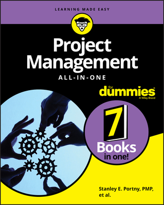 Project Management All-In-One for Dummies - Portny, Stanley E