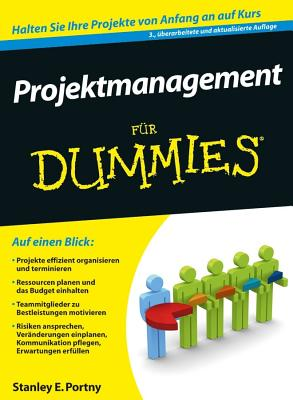 Projektmanagement Fur Dummies - Portny, Stanley E.
