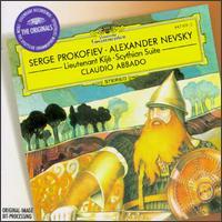 Prokofiev: Alexander Nevsky; Scythian Suite; Lieutenant Kijé - Adolph Herseth (trumpet); Claudio Abbado (conductor)