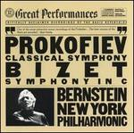 Prokofiev: Classical Symphony; Bizet: Symphony in C