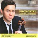 Prokofiev: Complete Violin Sonatas