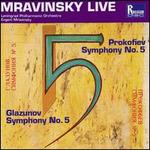 Prokofiev / Glazunov: Symphony No.5