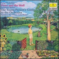 Prokofiev: Peter and the Wolf; Britten: Young Person's Guide to the Orchestra - Lorin Maazel; ORTF National Orchestra; Lorin Maazel (conductor)