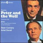 Prokofiev: Peter and the Wolf; Lieutenant Kijé Suite; Britten: Young Person's Guide to the Orchestra