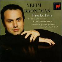 Prokofiev: Piano Sonatas Nos. 2, 3, 5 & 9 - Yefim Bronfman (piano)