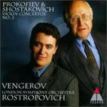 Prokofiev & Shostakovich: Violin Concertos No. 2