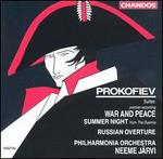 Prokofiev: War and Peace Suite; Summer Night; Russian Overture