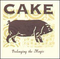 Prolonging the Magic - Cake
