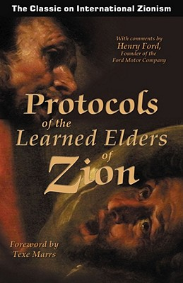 Protocols of the Learned Elders of Zion - Marrs, Texe