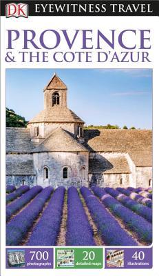 Provence & the Cote D'Azur - Dk Travel