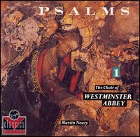 Psalms, Vol. 1 - Andrew Lumsden (organ); Choir of Westminster Abbey (choir, chorus)