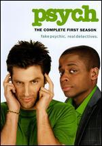 Psych: The Complete First Season [4 Discs]