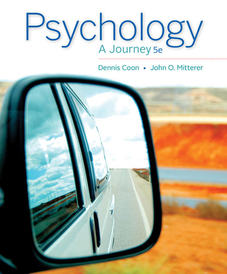 Psychology: A Journey - Coon, Dennis