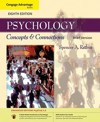Psychology: Concepts & Connections - Rathus, Spencer A
