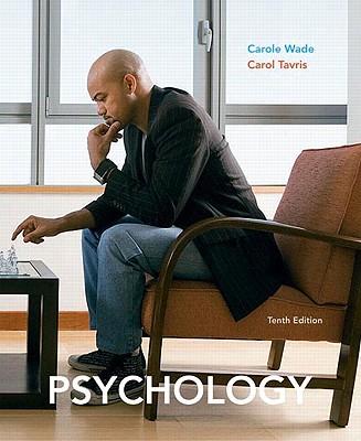 Psychology - Wade, Carole
