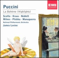Puccini: La Bohème (Highlights) - Alfredo Kraus (vocals); Carol Neblett (vocals); Matteo Manuguerra (vocals); Paul Plishka (vocals); Renata Scotto (vocals);...