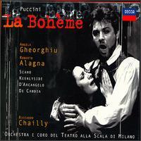 Puccini: La Boh�me - Angela Gheorghiu (vocals); Elisabetta Scano (vocals); Ildebrando d'Arcangelo (vocals); Roberto Alagna (vocals); Roberto De Candia (vocals); Simon Keenlyside (vocals); La Scala Theater Orchestra & Chorus (choir, chorus)
