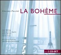 Puccini: La Bohème - Fernando Corena (vocals); George del Monte (vocals); Gerald Moore (piano); Giorgio Tozzi (vocals); John Reardon (vocals);...