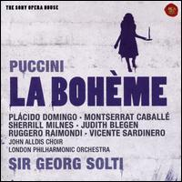 Puccini: La Boheme - Alan Byers (vocals); Franklyn Whiteley (vocals); Judith Blegen (vocals); Montserrat Caballé (vocals); Nico Castel (vocals);...