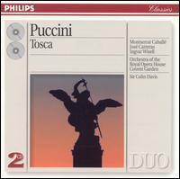 Puccini: Tosca - Ann Murray (vocals); Domenico Trimarchi (vocals); Ingvar Wixell (vocals); José Carreras (vocals);...