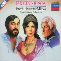 Puccini: Tosca - Italo Tajo (vocals); John Tomlinson (vocals); Luciano Pavarotti (vocals); Mirella Freni (vocals); Richard van Allan (vocals);...