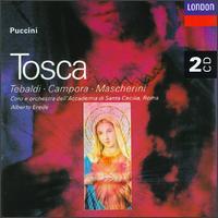 Puccini: Tosca - Antonio Sacchetti (vocals); Dario Caselli (vocals); Enzo Mascherini (vocals); Fernando Corena (bass);...