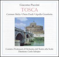Puccini: Tosca - Adelaide Saraceni (vocals); Antonio Gelli (bass); Apollo Granforte (baritone); Carmen Melis (soprano);...