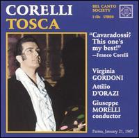 Puccini: Tosca - Attilio d'Orazi (vocals); Bruno Grella (vocals); Franco Corelli (tenor); Silvio Maionica (vocals);...