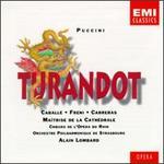 Puccini: Turandot - Alberto Cupido (vocals); Eduard Tumagian (vocals); Eva Saurova (vocals); José Carreras (tenor); Michel Sénéchal (tenor);...