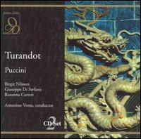 Puccini: Turandot - Angelo Mercuriali (vocals); Birgit Nilsson (vocals); Giuseppe di Stefano (vocals); Giuseppe Modesti (vocals);...