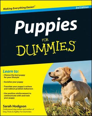 Puppies for Dummies - Hodgson, Sarah