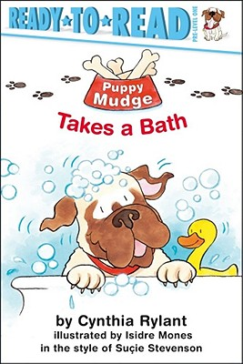 Puppy Mudge Takes a Bath - Rylant, Cynthia
