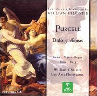 Purcell: Dido & Aeneas - Claire Brua (mezzo-soprano); Gaëlle Mechaly (soprano); Jean-Paul Fouchécourt (tenor); Jonathan Arnold (bass);...