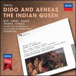 Purcell: Dido and Aeneas; The Indian Queen - Catherine Bott (vocals); Daniel Lochmann (vocals); David Thomas (vocals); Elisabeth Priday (vocals); Emma Kirkby (vocals); Gerald Finley (vocals); Helen Parker (vocals); John Mark Ainsley (vocals); Julian Polger (vocals); Julianne Baird (vocals)