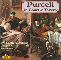 Purcell in the Court and Tavern - Brian Etheridge (bass); David James (counter tenor); David Thomas (bass); Ian Partridge (tenor); Ian Thompson (tenor);...