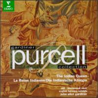 Purcell: Indian Queen - Ashley Stafford (counter tenor); Dinah Harris (soprano); Elizabeth Wilcock (violin); English Baroque Soloists;...