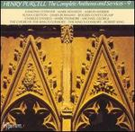 Purcell: The Complete Anthems and Services, Vol. 9