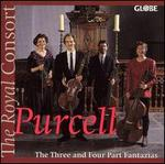 Purcell: The Three and Four Part Fantazias
