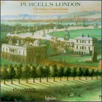 Purcell's London - Parley of Instruments; Peter Holman (organ); Roy Goodman (conductor)