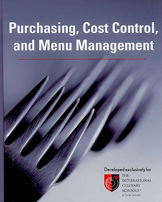 Purchasing Cost Control, and Menu Management - John, Wiley & Sons Inc (Creator)
