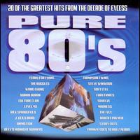 Pure 80's - Various Artists