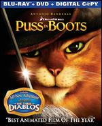 Puss in Boots [Blu-ray/DVD] [Includes Digital Copy] - Chris Miller