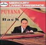 Puyana Plays Bach